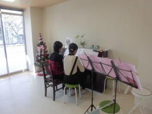 クリスマス会 ピアノ2