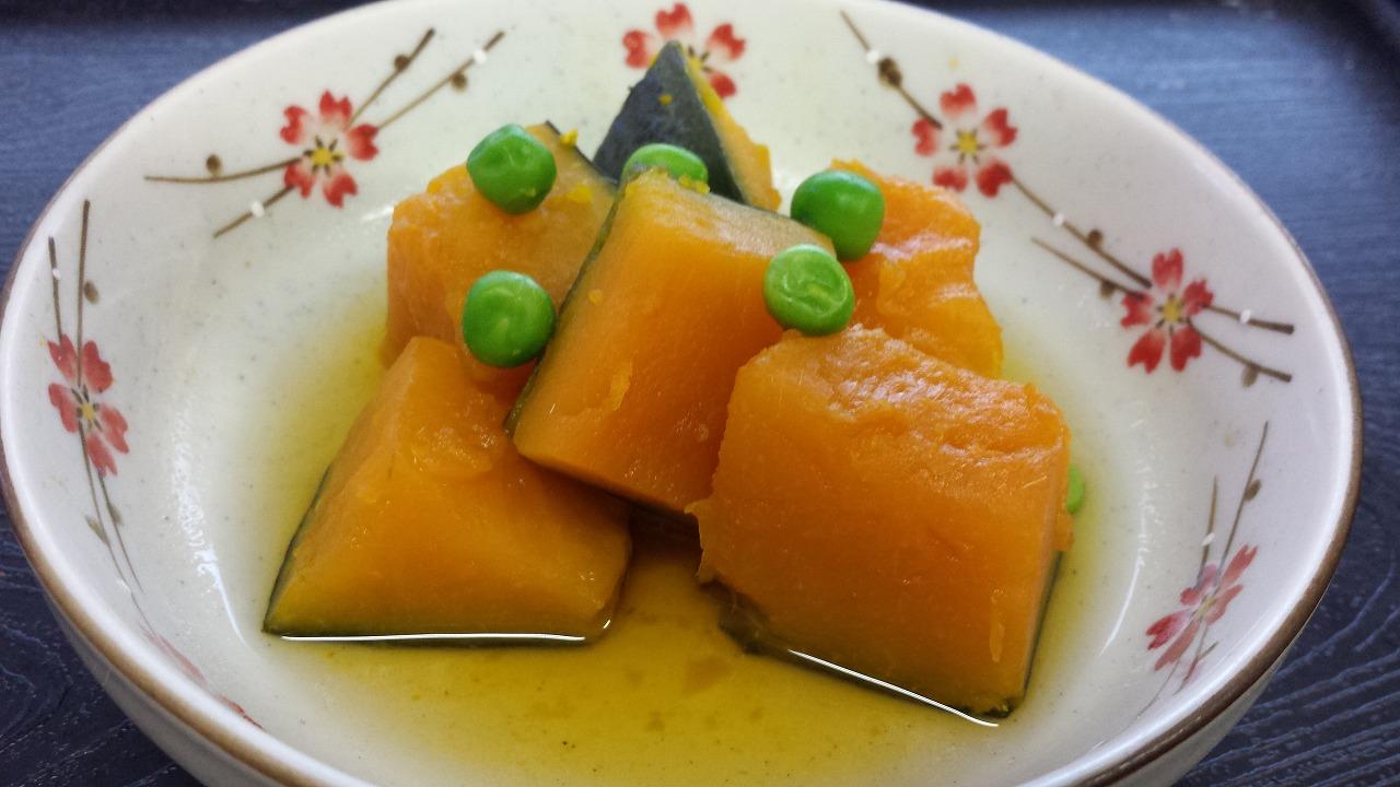 ほくほく南瓜の含め煮