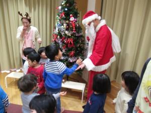 クリスマス会 ③