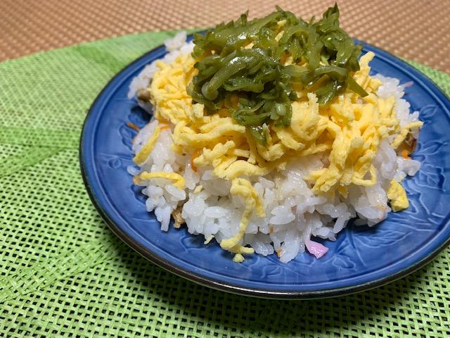 広島の味もぐり寿司